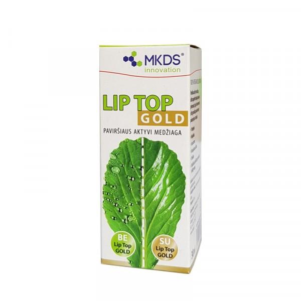 Lip Top Gold augalų apsauga lipnumui padidinti 30ml (5)