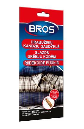 Bros lipni gaudyklė nuo drabužinių kandžių (10)