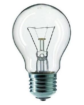 Elektros lemputė 230V 40W E27 Iskra (skaidri)
