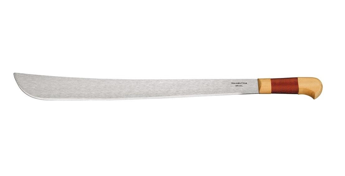 Mačetė su medine rankena 70x6.4x2.4cm 26623/021
