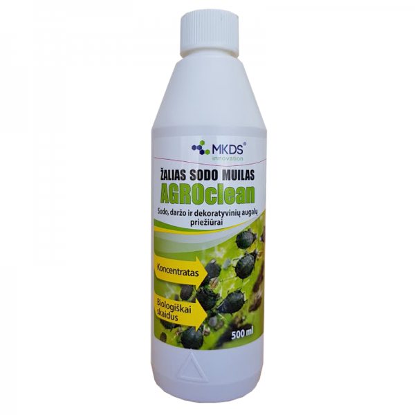 Žalias muilas Agroclean 500ml (koncentratas) (10)