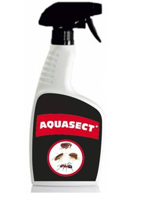 Vabzdžiams skystis Aquasect 500ml (purškiamas) (20)
