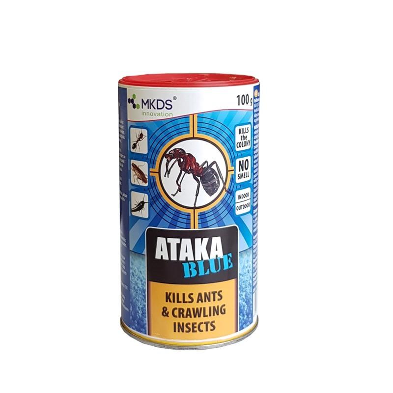 Skruzdėlėms naikinti granulės Ataka Blue 100g (24)
