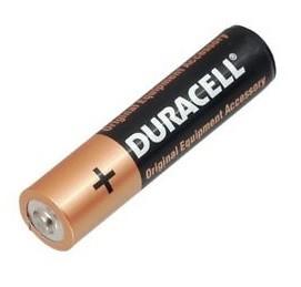 Elementai Duracel Pluspower LR03 AAA (1vnt)