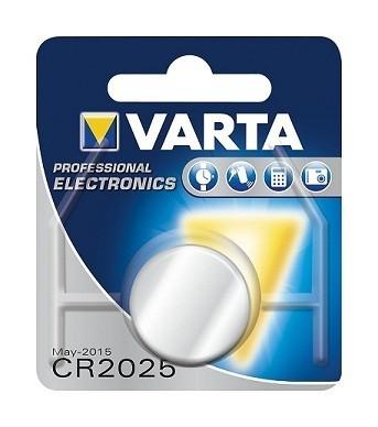 Elementai Varta CR2025 Professional Lithium (1vnt)