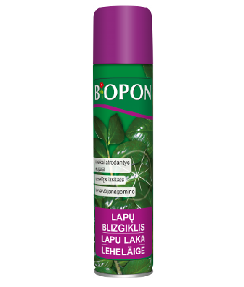 Biopon lapų blizgesys 250ml (12)