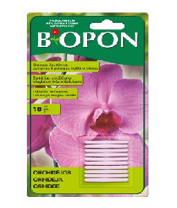 Biopon trąšų lazdelės orchidėjoms (10vnt)
