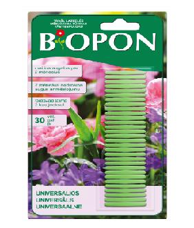 Biopon trąšų lazdelės universalios (30vnt) (30)