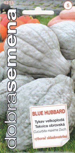 Moliūgai Blue Hubbard
