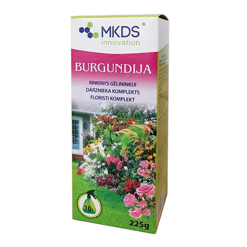 Burgundija fungicidas 225g (20)