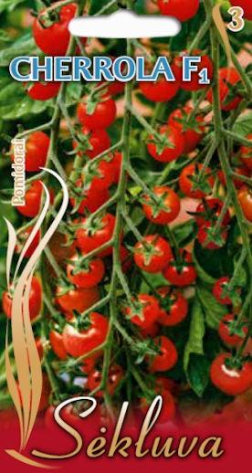 Pomidorai Cherrola (3 grupė)
