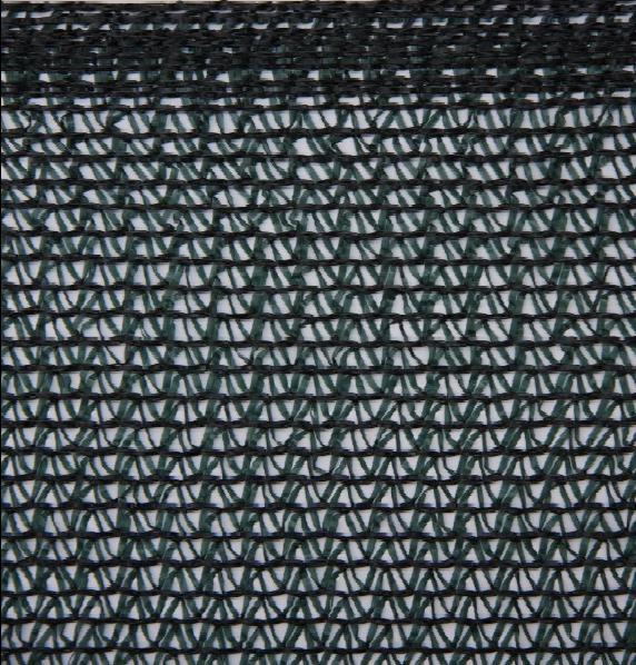 Šešėlinis tinklas RPP183/300/2 tamsiai žalias 300cm 64g/m2 60% 1m