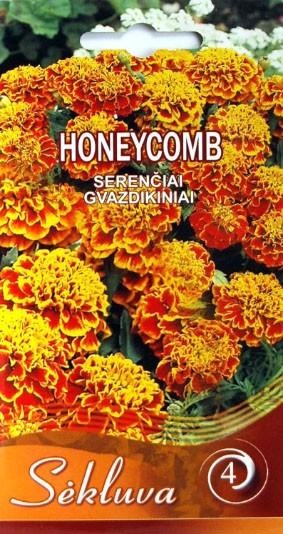 Serenčiai gvazdikiniai Honeycomb (4 grupė)