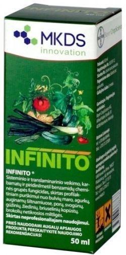 Infinito fungicidas 50ml M
