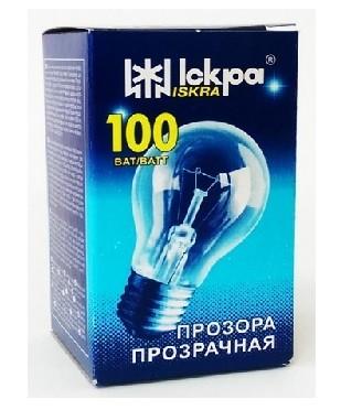 Elektros lemputė 230V 100W E27 Iskra