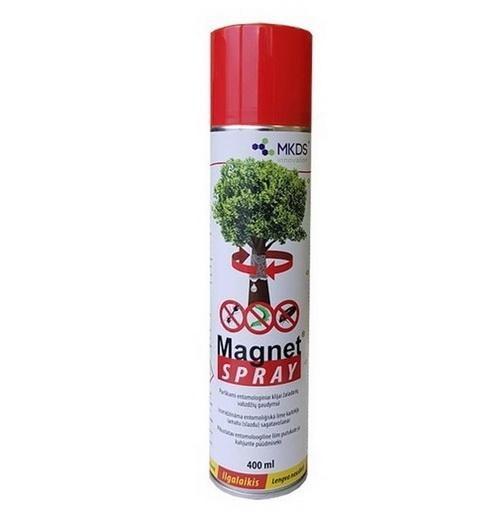 Klijai medžių apsaugai Magnet Spray 400ml (purškiami) (10)