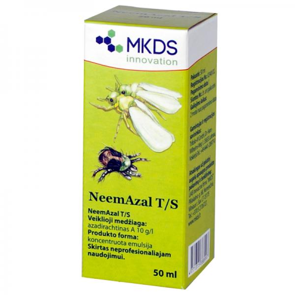 Neemazal insekto-akaricidas 50ml M