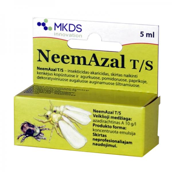 Neemazal insekto-akaricidas 5ml M
