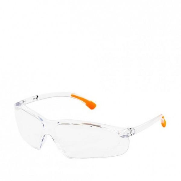 Apsauginiai akiniai nesibraižantys nerasojantys
