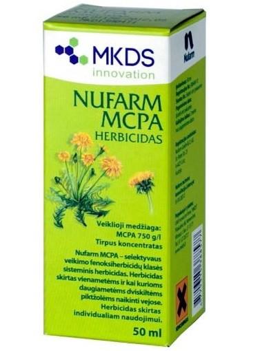 Nufarm MCPA 50ml (10)