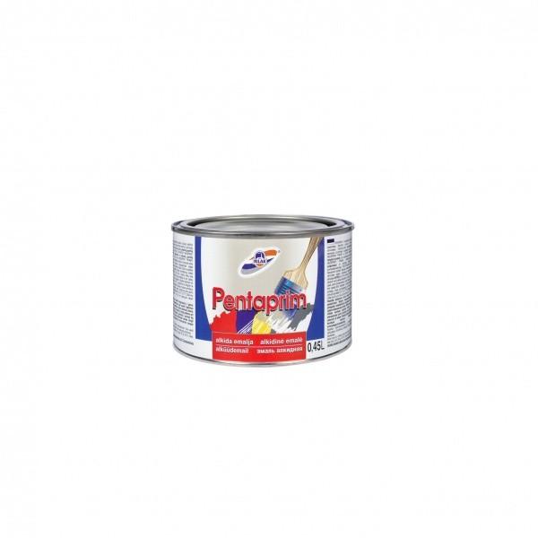 Universalus alkidinis emalis Pentaprim 0.45L (šviesiai mėlynas)