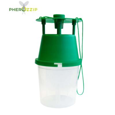 Gaudyklė - Pherozzip daugkartinė žalia