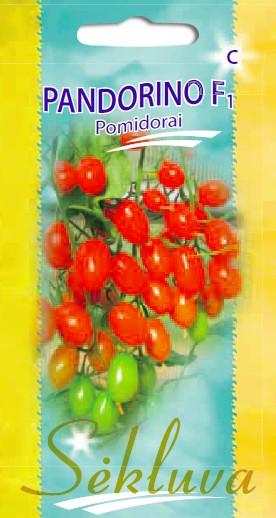 Pomidorai Pandorino (C grupė)