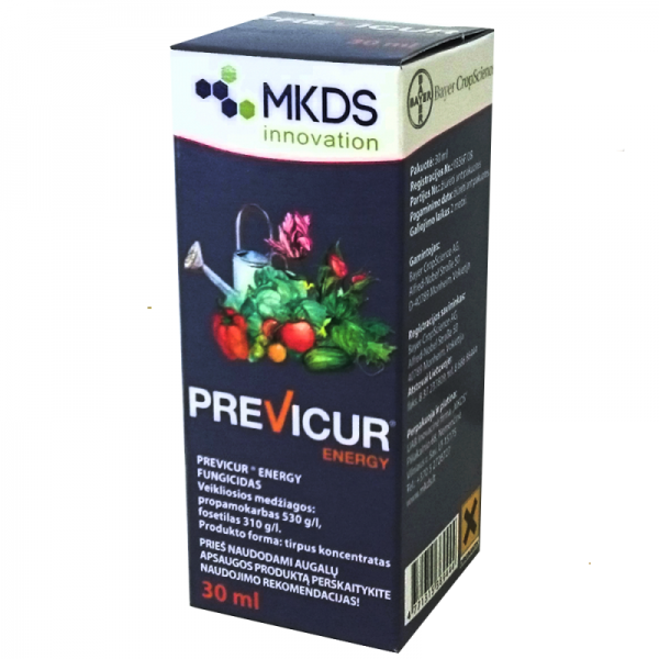 Previcur Energy fungicidas 30ml M