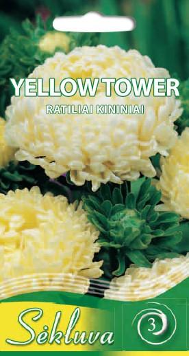 Ratiliai kininiai Yellow Tower (3 grupė)