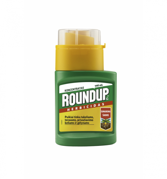 Roundup G koncentratas 140ml (12)