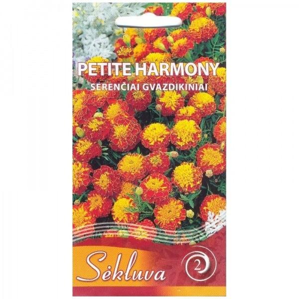Serenčiai gvazdikiniai Petite Harmony (2 grupė)
