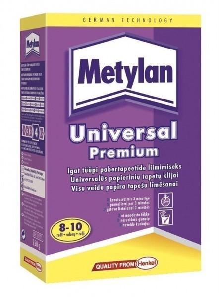 Klijai tapetams Metylan Universal 250g