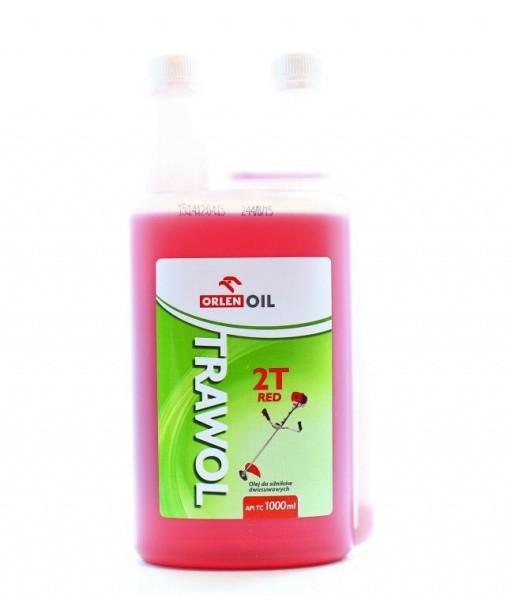 Tepalas dvitaktis Orlen Oil Trawol 2T raudonas 1L