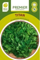 Petražolės lapinės Titan