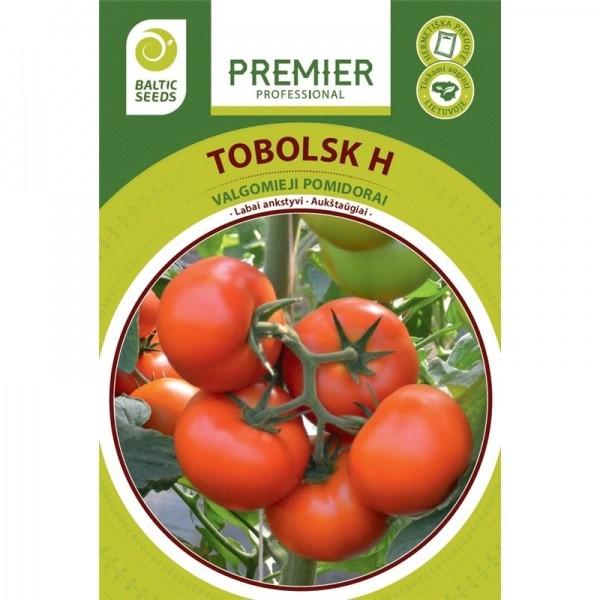 Pomidorai aukštaūgiai Tobolsk H