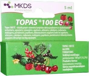 Topazas (Topas) fungicidas 5 ml M