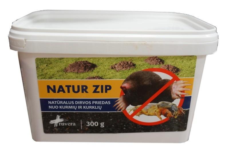Kurmius ir kurklius atbaidančios trąšos Natur Zip 300g