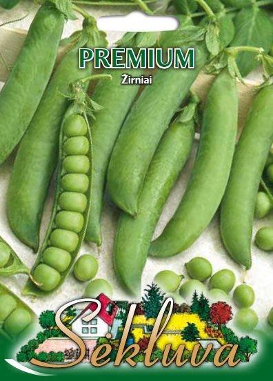 Žirniai raukšlėtieji Premium (Sodžius)
